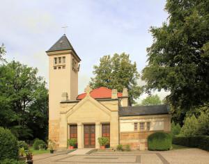 Friedhofskapelle Frankenberg