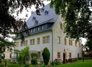 Frankenberg, Rittergut Neubau