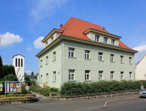 Ev. Kirche St. Johannis Freibergsdorf