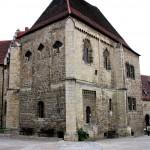Freyburg/U., Burgkapelle