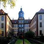 Schloss Friedrichswerth, Ehrenhof