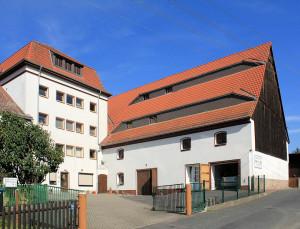 Rittergut in Döbeln-Gärtitz