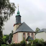 Gahlenz, Ev. Pfarrkirche Zum Heiligen Kreuz