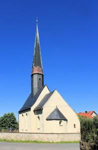 Gallschütz, Ev. Pfarrkirche