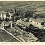 Burg und Rittergut Gnandstein, Postkarte um 1930