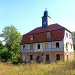 Gaschwitz, Altes Schloss