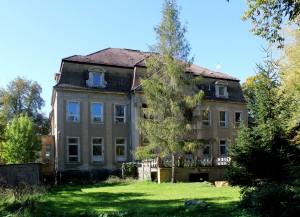 Gaschwitz (Markkleeberg), Herrenhaus