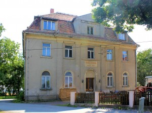 Gaudichsroda, Rittergut