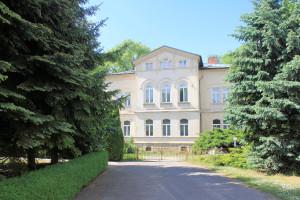Gaudlitz, Rittergut Oberhof, Herrenhaus
