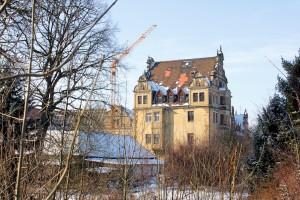 Gauernitz, Schloss