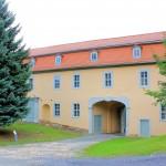 Gera, Schloss Osterstein, Vorschloss, Torhaus