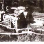 Schloss Osterstein, Fotografie einer Postkarte /Datum und Quelle unbekannt)