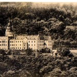 Schloss Osterstein, Fotografie vor 1945 (Quelle unbekannt)
