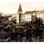 Schloss Osterstein, Postkarte vor 1945