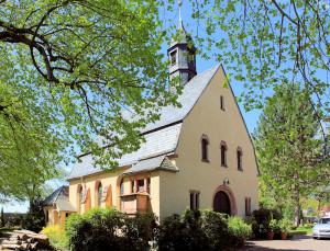 Geringswalde, Friedhofskapelle