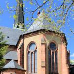 Geringswalde, Ev. Martin-Luther-Kirche, Chor