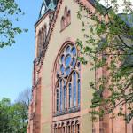 Geringswalde, Ev. Martin-Luther-Kirche, Fenster