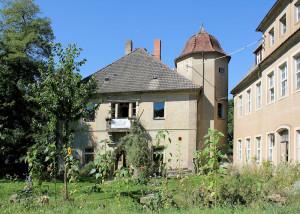 Rittergut Gersdorf, Herrenhaus