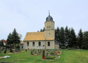 Glaucha, Ev. Pfarrkirche Niederglaucha