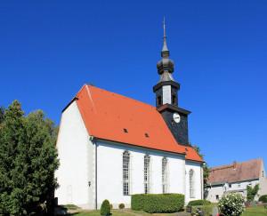 Gleisberg, Ev. Pfarrkirche
