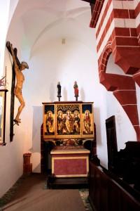 Gnandstein, Burgkapelle