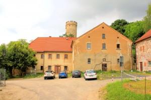Gnandstein, Rittergut