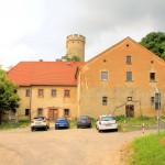 Rittergut Gnandstein, Herrenhaus