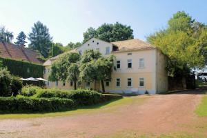 Rittergut Gödelitz, Herrenhaus