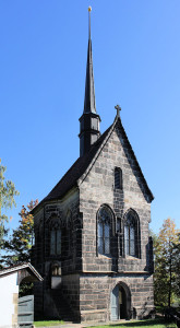 Görlitz, Heiliges Grab, Heilig-Kreuz-Kapelle