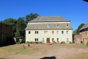 Görnitz, Rittergut Zennewitz, Herrenhaus