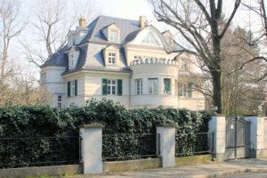 Villa Primavesistraße 11 Gohlis