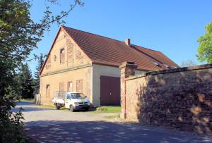 Rittergut Gorschmitz, Rest des Herrenhauses