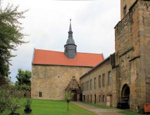 Goseck, ehem. Benediktiner-Klosterkirche