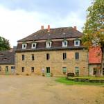 Schloss Goseck, Nebengebäude