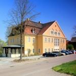 Rittergut Gotha, Herrenhaus