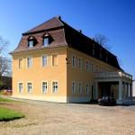 Rittergut Gotha, Herrenhaus Hofseite