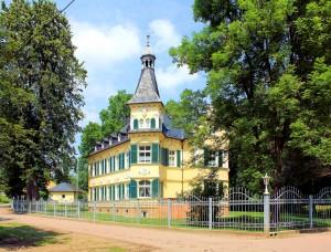 Herrenhaus Gränitz
