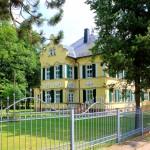 Rittergut Gränitz, Herrenhaus