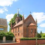 Greudnitz, Ev. Pfarrkirche