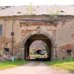 Stadtgut Greußnig, Torhaus
