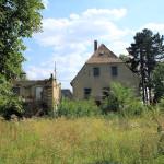Stadtgut Greußnig, Herrenhaus