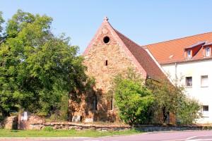 Grimma, Hospitalvorwerk, Georgenkapelle