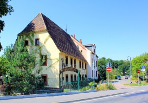 Grimma, Hospitalvorwerk