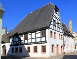 Wohnhaus Kreuzstraße 25 Grimma