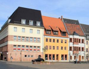 Wohn- und Geschäftshaus Markt 12 Grimma