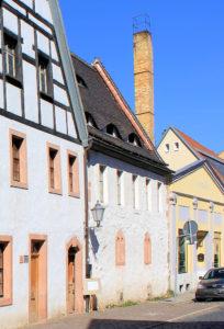 Wohnhaus Nikolaistraße 2 Grimma