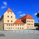 Schloss Grimma, Ansicht von Süden