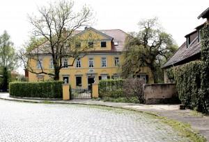 Großjena, Rittergut
