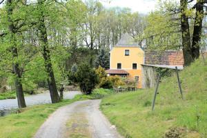 Gröbschütz, Mühlengut Fichtenmühle