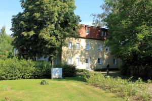 Lindenhof Großbauchlitz, Wohnhaus